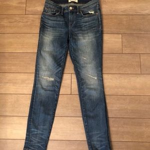 Women's Madewell Size 26 Skinny Jeans